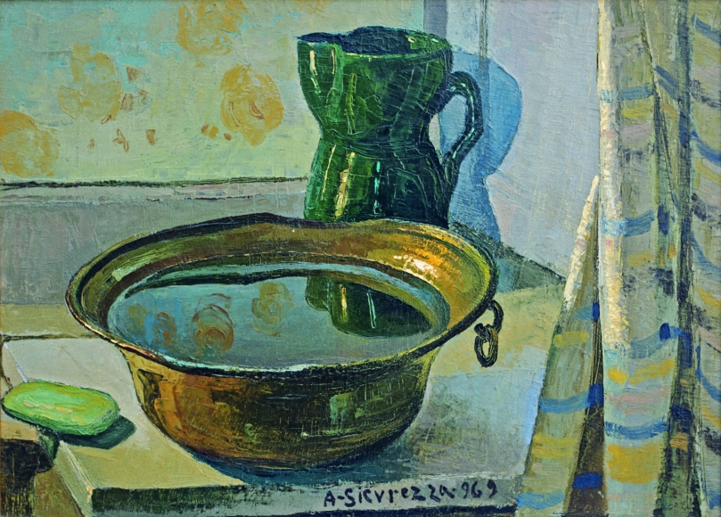 Mains propres - Mani pulite d'Antonio Sicurezza (1905–1979) / wikimedia