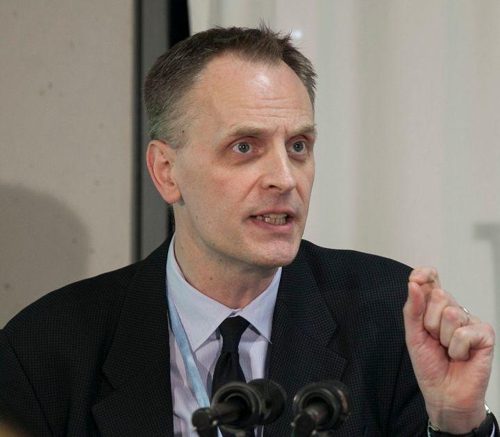 Le Dr Richard Horton, éditeur en chef de la revue médicale The Lancet / Wikimedia Commons (1)